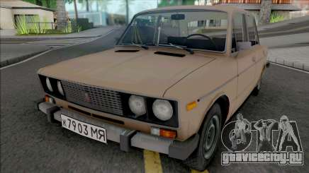 ВАЗ-2106 Сток для GTA San Andreas