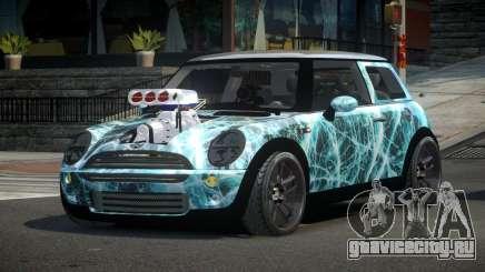 Mini Cooper Custom S10 для GTA 4