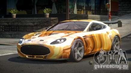 Aston Martin Zagato Qz PJ3 для GTA 4