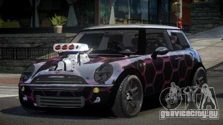 Mini Cooper Custom S4 для GTA 4