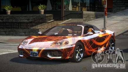 Ferrari 360 US S8 для GTA 4