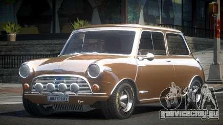 Mini Cooper PS-U для GTA 4