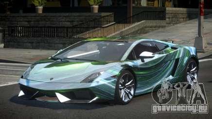 Lamborghini Gallardo LP570 S3 для GTA 4