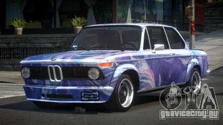 BMW 2002 Turbo Qz S2 для GTA 4