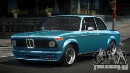 BMW 2002 Turbo Qz для GTA 4