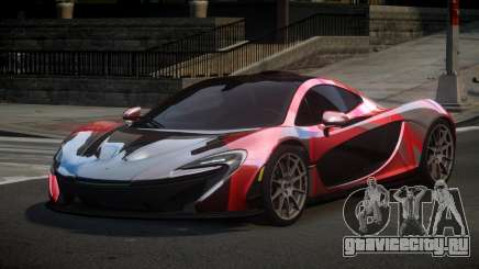 McLaren P1 Qz S6 для GTA 4