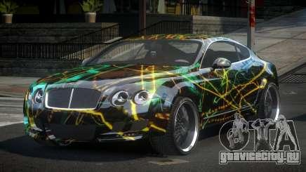 Bentley Continental ERS S3 для GTA 4