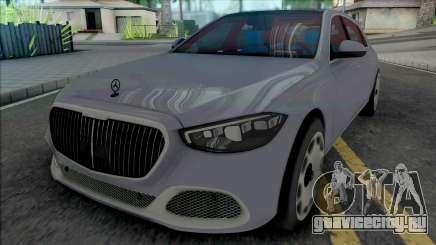 Mercedes-Maybach S-Cass W223 для GTA San Andreas