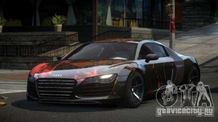 Audi R8 SP-U S5 для GTA 4