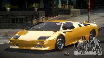 Lamborghini Diablo U-Style для GTA 4