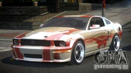 Ford Mustang BS-U L7 для GTA 4