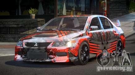 Mitsubishi LE IX S3 для GTA 4