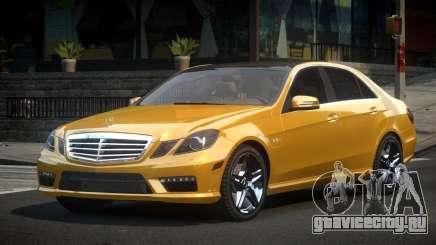 Mercedes-Benz E63 BS AMG для GTA 4