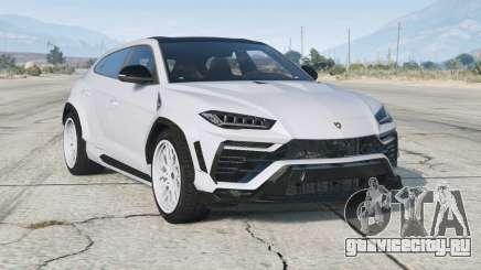 Lamborghini Urus 2019〡bodykit by 1016 Industries〡add-on для GTA 5