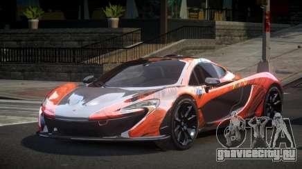 McLaren P1 GS-I L3 для GTA 4