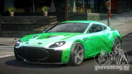 Aston Martin Zagato Qz PJ7 для GTA 4