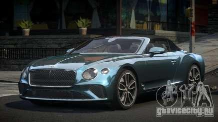 Bentley Continental GT PS V2.0 для GTA 4
