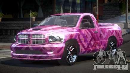 Dodge Ram BS-U S9 для GTA 4