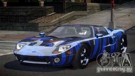 Ford GT1000 U-Style S8 для GTA 4