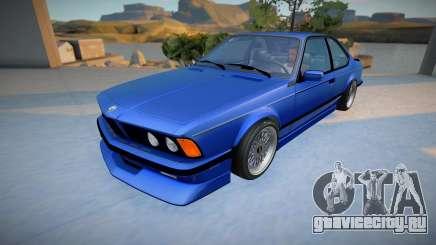 BMW M6 E24 CSi для GTA San Andreas