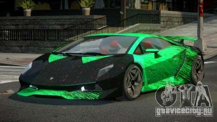 Lamborghini Sesto Elemento PS-R S7 для GTA 4