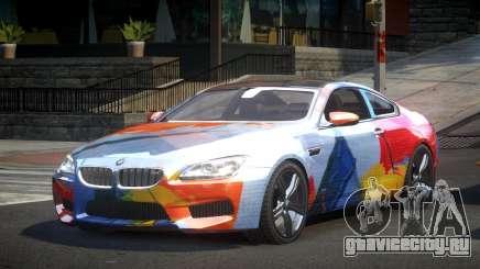 BMW M6 F13 Qz PJ1 для GTA 4
