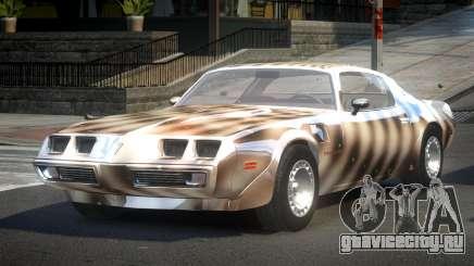 Pontiac TransAm GS-I S6 для GTA 4