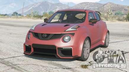 Nissan Juke-R 2.0 (YF15) 2015〡add-on для GTA 5