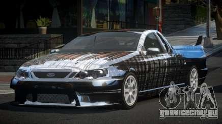 Ford Falcon G-Tuning PJ5 для GTA 4