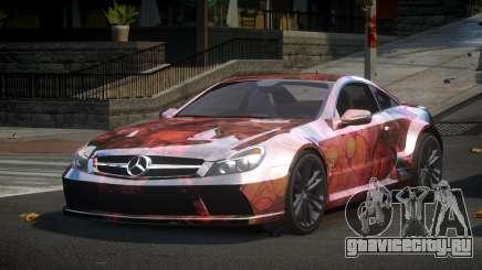 Mercedes-Benz SL65 U-Style PJ2 для GTA 4