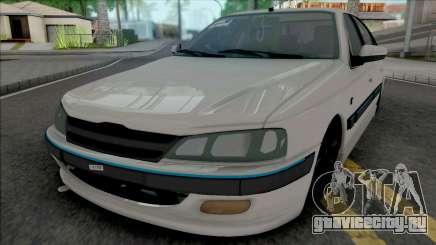 Peugeot Pars (TU5) для GTA San Andreas