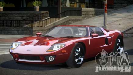 Ford GT1000 U-Style для GTA 4