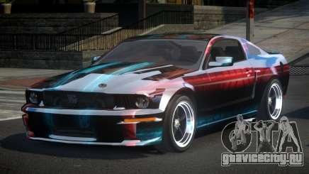 Ford Mustang BS-U L1 для GTA 4