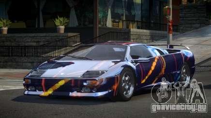 Lamborghini Diablo U-Style S4 для GTA 4