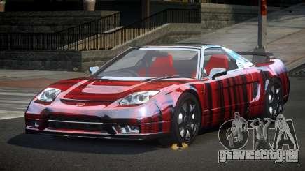 Honda NSX GS S2 для GTA 4