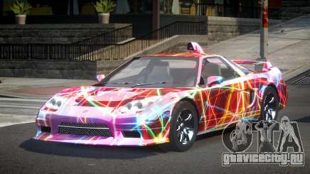 Honda NSX-R Qz S2 для GTA 4
