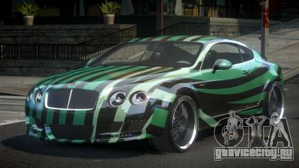 Bentley Continental ERS S5 для GTA 4