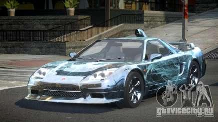 Honda NSX-R Qz S1 для GTA 4