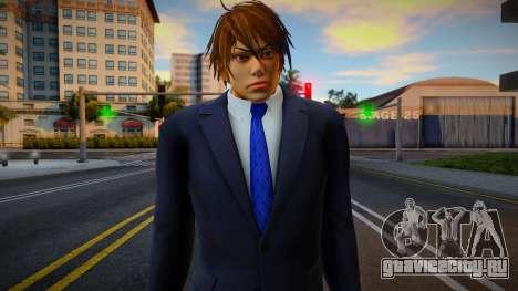 Shin Kamiya Tekken Blood Vengeance v2 для GTA San Andreas