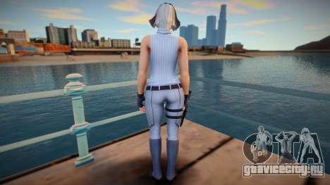 Agent Christie 6 для GTA San Andreas
