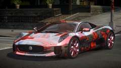 Jaguar C-X75 US S6 для GTA 4