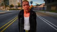 WWE Dean Ambrose from 2k17 для GTA San Andreas