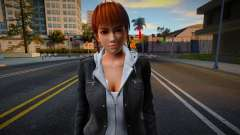 Sexy girl from DOA 5 для GTA San Andreas