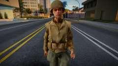 Call of Duty 2 American Soldiers 2 для GTA San Andreas
