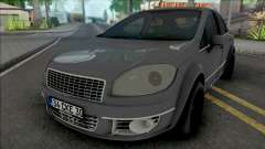 Fiat Linea 1.3 (HardLinea) для GTA San Andreas