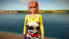 Dead Or Alive 5: Last Round (with glasses) для GTA San Andreas