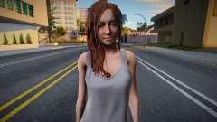 RE8 Village Mia Winters Casual для GTA San Andreas