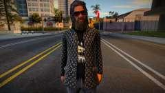New Cwmyhb2 HD Casual V1 Jacket LV 2 для GTA San Andreas