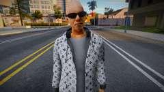New Omonood Casual V1 Outfit LV 3 для GTA San Andreas