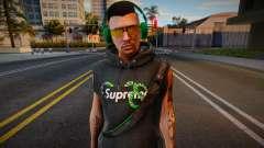 GTA Online Skin Ramdon Male Outher 7 v3 для GTA San Andreas